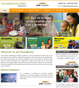 Ak Foundation Charity